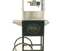 popcorn concession cart