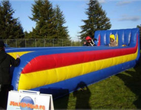 inflatable bungee zone