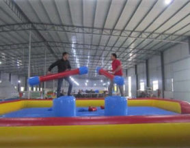 inflatable jousting arena